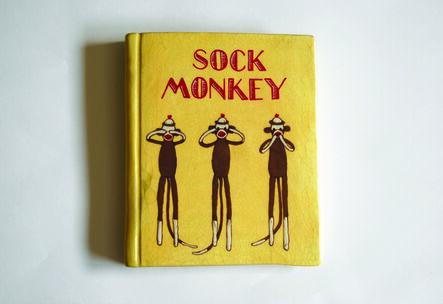 Suzanne Long, 'Sock Monkey', 2015