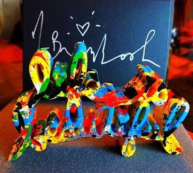 Mr. Brainwash, 'Life is Beautiful (Sculptures) - Yellow Variant (1/3)/ Blue Variant (1/3)/ Red Variant (1/3)/ Orange Variant (1/3)', 2015