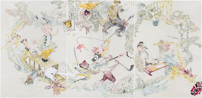Howie Tsui 徐浩恩, 'Retainers of Anarchy (Taohua Island)', 2010
