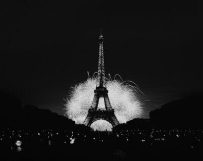 Damion Berger, '130th Anniversary, Eiffel Tower, Paris, 2019', 2019