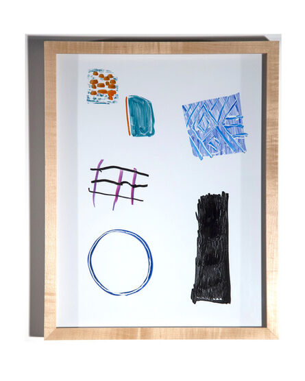 Clive Murphy, 'Dry Erase Drawing (7)', ca. 2021