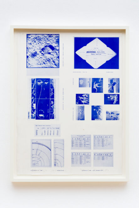 Stano Filko, 'Chronology - Associations', 1968-1970