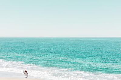 Ludwig Favre, 'California Surfer', 2020