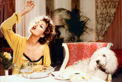 Pamela Hanson, 'Bridget Hall, Italian Vogue, Paris', 1994