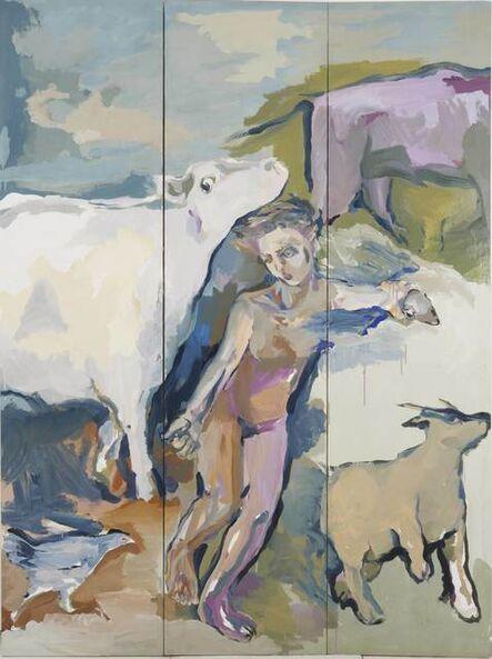Ana Jacinto Nunes, 'A primeira alvorada (triptych) ', 2019