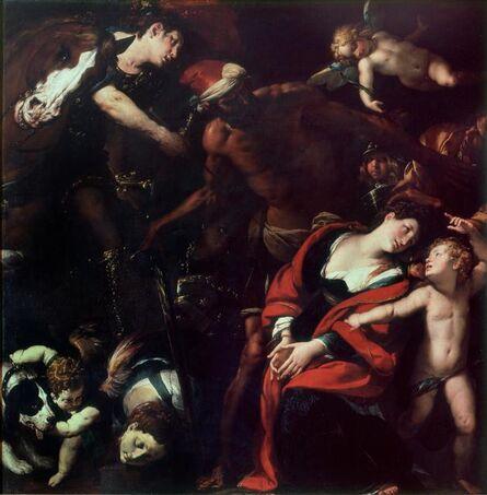 Cerano, 'The Martyrdom of Saints Rufina and Seconda (Quadro delle tre mani)', 1620-1624