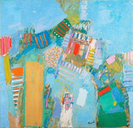 Chafik Abboud, 'Le Marché St Pierre', 2002