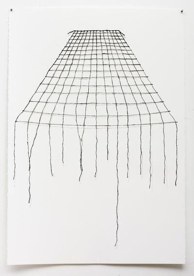 Claudia Parducci, 'Skyscraper (Undone)', 2018
