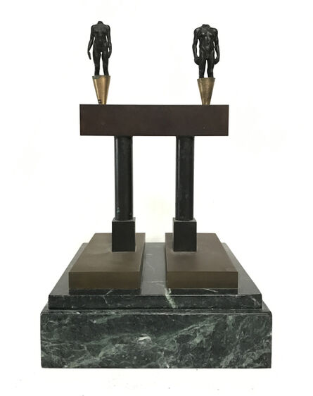 Robert Graham, 'Maquette for Olympic Gateway', 1984