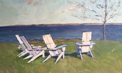 Victor Butko, 'Chairs', 2016