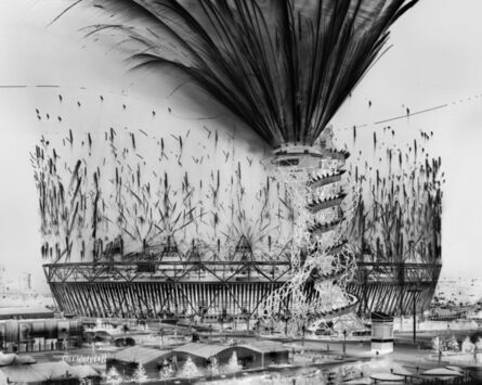 Damion Berger, 'Opening Ceremony I, Summer Olympic Games, London,', 2012
