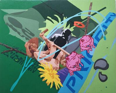 NTEL, 'Entitled Untitled', 2021