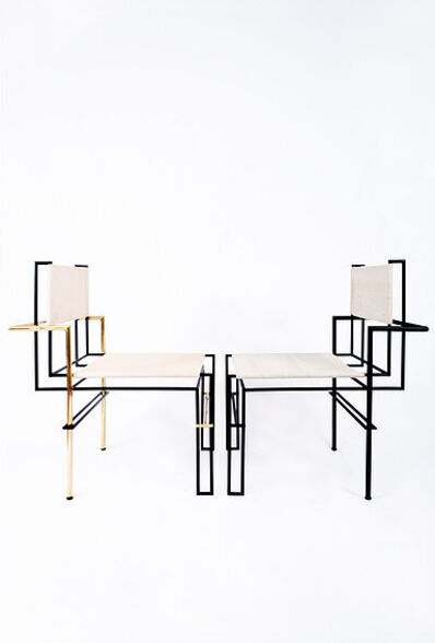 Nomade Atelier, 'Chairs [CASBAH]'