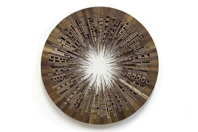 James McNabb, 'City  Wheel double', 2017