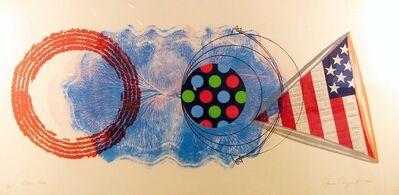 James Rosenquist, 'Elbow Lake', 1977