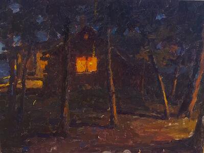Carl Bretzke, 'Cabin at Night', 2016