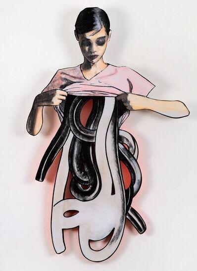 Julio Alan Lepez, 'Odalisca 3', 2013