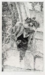John Taylor Arms, 'The Gothic Spirit. (A Gargoyle.)', 1922