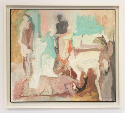 Nicolas Carone, 'Untitled (P-2824-S)', 1961