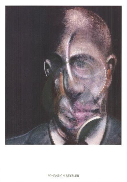 Francis Bacon, 'Portrait of Michel Leiris', 2010-2019