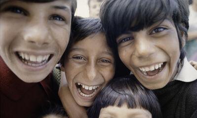 Ed van der Elsken, 'Zigeunerkinderen, Portugal', 1969