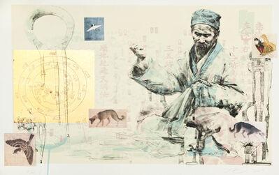 Hung Liu 刘虹, 'Butterfly Dreams: Working', 2011