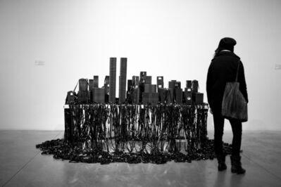 Mounir Fatmi, 'Save Manhattan 02', 2005