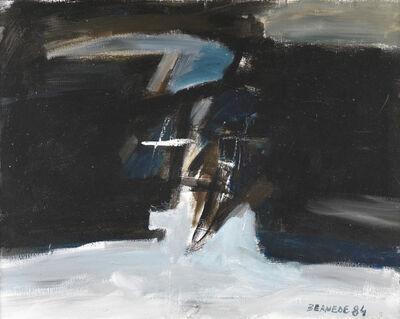Georges Bernede, 'Composition 84-15', 1984