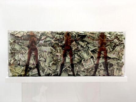 Kumikaho Oshima, 'dont touch my money', 2020