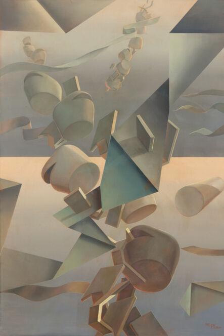 Mariano Pieroni, 'Blood's trip', 1990