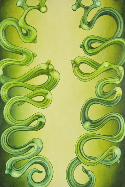 Michael Marlowe, 'Variation #2 in Green', 2018