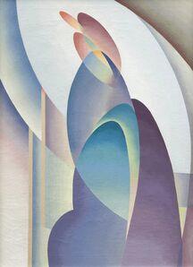 Stuart Walker, 'Composition No. 59', 1939