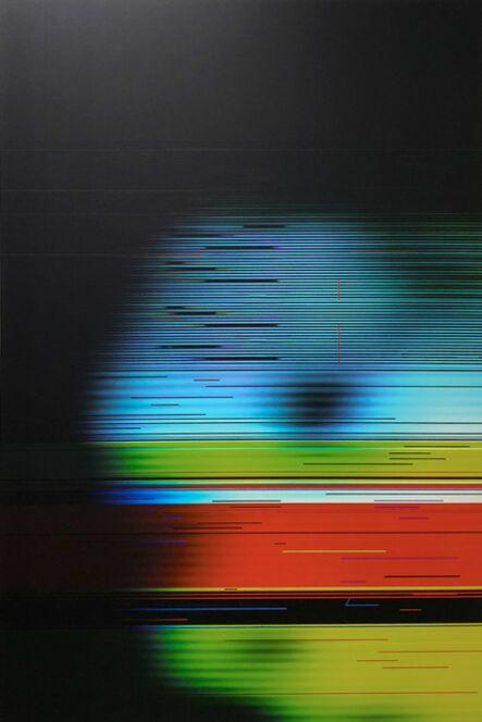 John Pomara, 'Facial Disruption 2', 2019