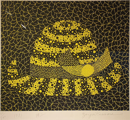 Yayoi Kusama, 'Hat', 1983
