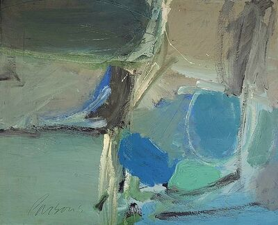 Betty Parsons, 'Untitled', ca. 1950s