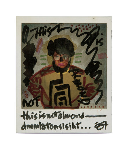 Almond Chu, 'Self-portrait No. 2', 1984