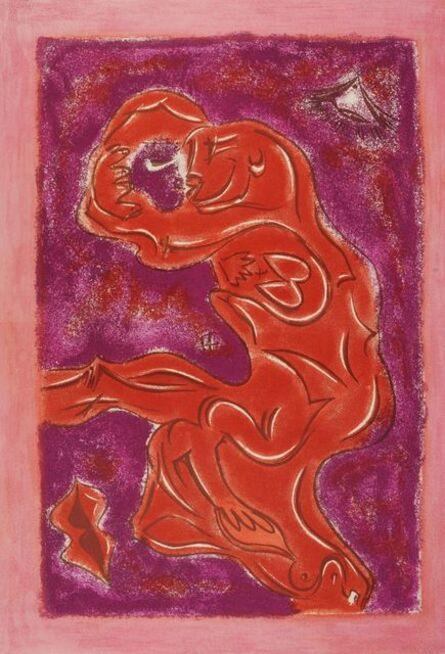 André Masson, 'Designs for 'Une Saison en Enfer'', 1961