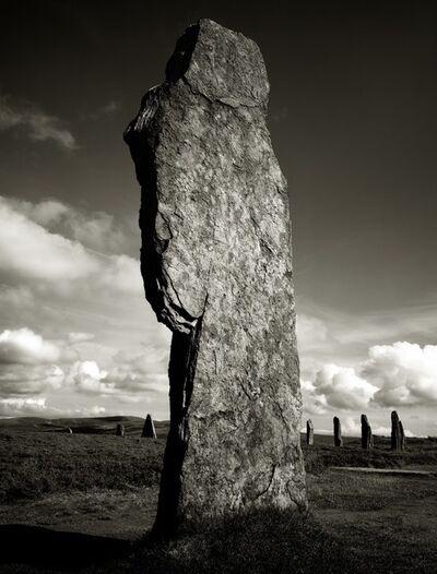 Albert Watson, 'Standing Stone', 1991