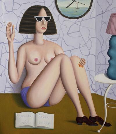 Jonathan Gardner, 'The Lavender Room', 2014