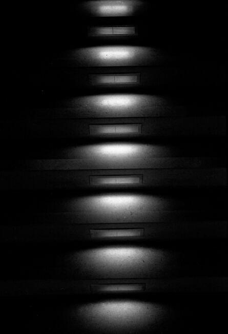 Arnold Kastenbaum, 'Vienna Museum Staircase'