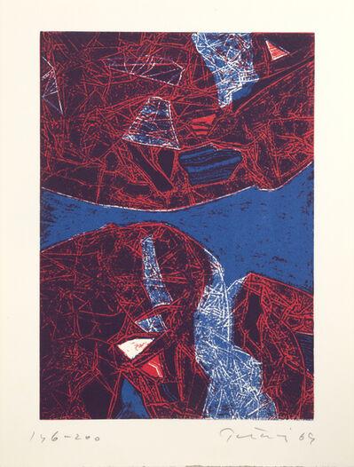 Gabor Peterdi, 'Mauna Loa II', 1969