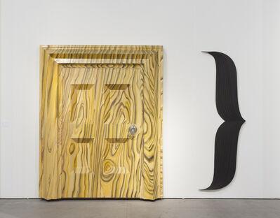 Richard Artschwager, 'Door }', 1983-84