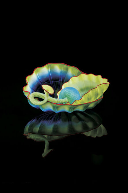 Dale Chihuly, 'Seagrass Seaform CW3S.21', 2021