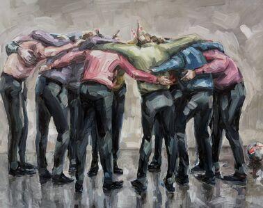 Topi Ruotsalainen, 'Ring around the Rosey', 2019