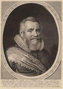 Willem Jacobsz Delff after Michiel van Miereveld, 'William Louis, Count of Nassau-Beilstein', 1633