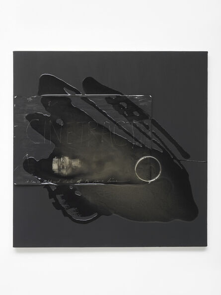 Jutta Koether, 'Cinetract #3', 2007