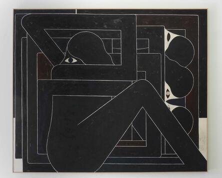 Richard Colman, 'Por Su Cuenta (3 Heads)', 2016