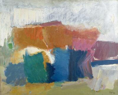 Yvonne Thomas, 'Highway', 1957