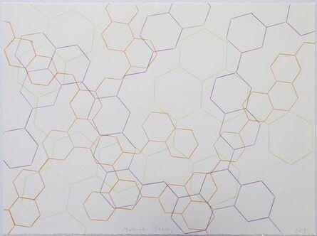 Spencer Finch, 'Molecule Drawing', 2013