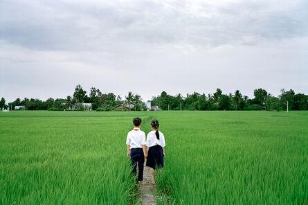 Pipo Nguyen-duy, 'Couple Walking Home', 2013
